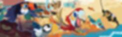 Fledgling Heroes Character Baner