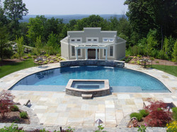 Custom Pool Avon - Connecticut Pool and Spa