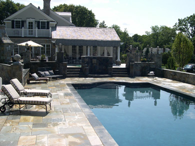 New Canaan, CT Formal Pool