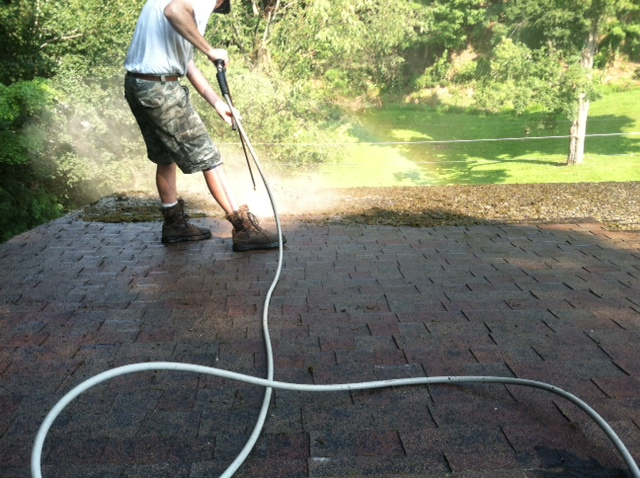 thurston Power Washing ct