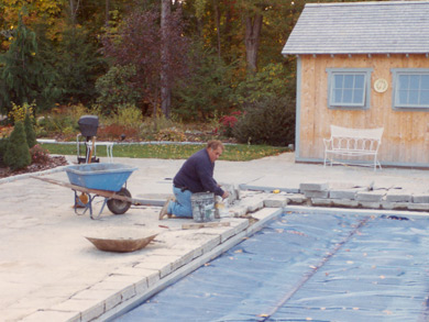 Pool Restoration Connecticut Pool and Spa