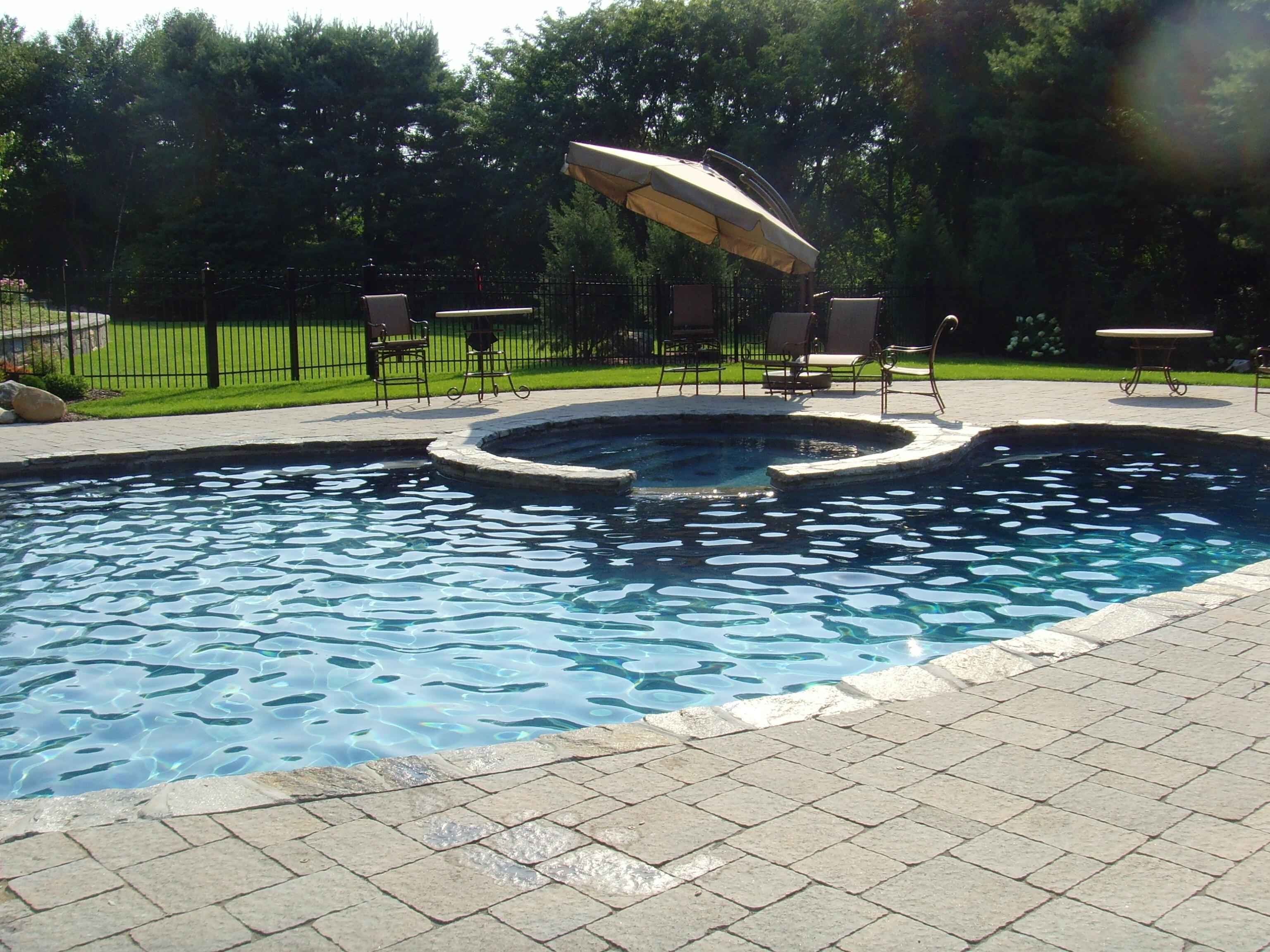 Simsbury CT Custom Pool Builder