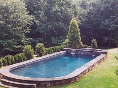 Formal Pool Greenwich, CT