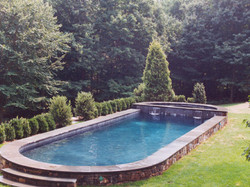 Formal Pool Greenwich, CT