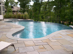 finished pool constrution timeline connecticut pool and spa
