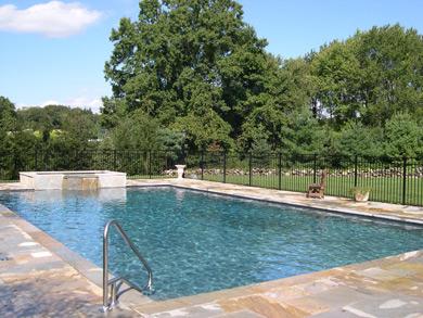 Westport CT Formal Pool