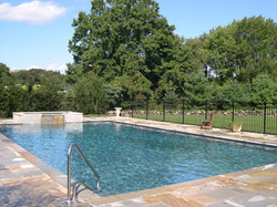 Westport CT Formal Pool