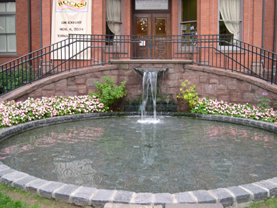 Commercial Connecticut Pool and Spa