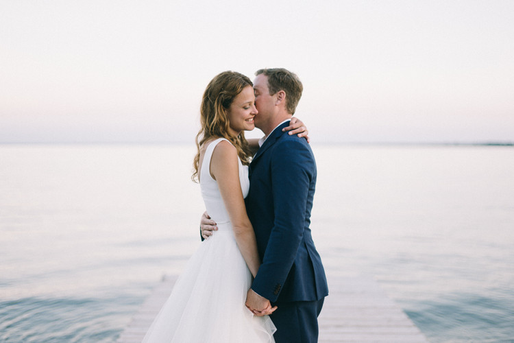 Madeline Island Wedding