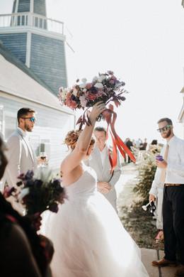 Lightkeepers Lodge - The Inn on Madeline Island Wedding