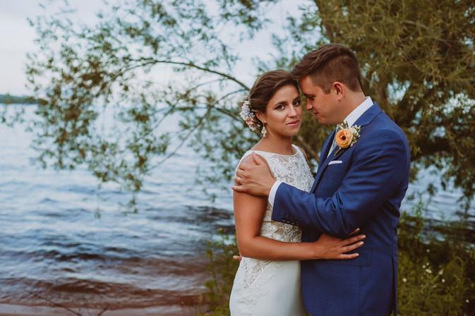 Superior Rentals Tented Wedding Bayfield, Wisconsin