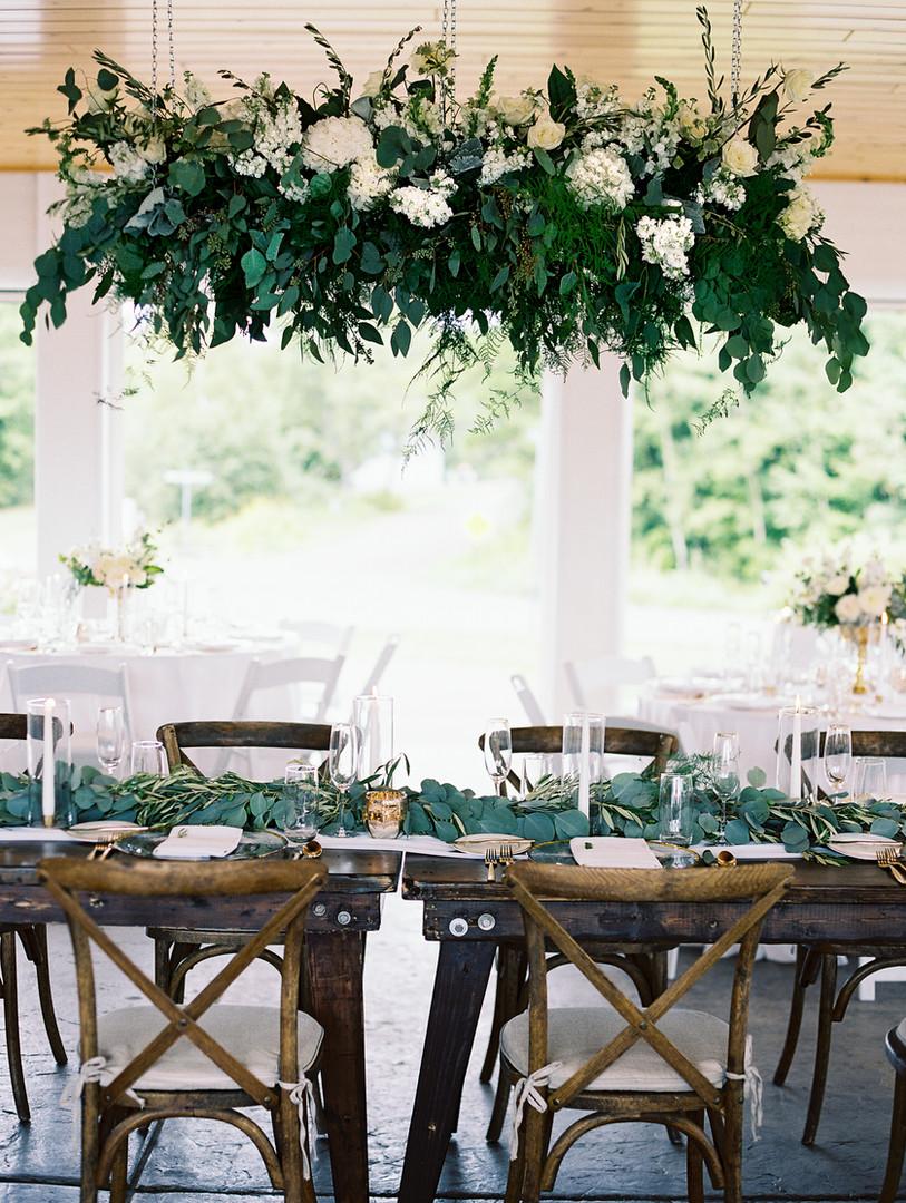 Madeline Island Bayfield, WI Sailboat Black Tie Wedding
