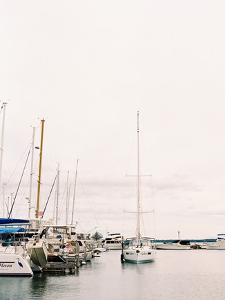 Bayfield Madeline Island Sailboat Elopement