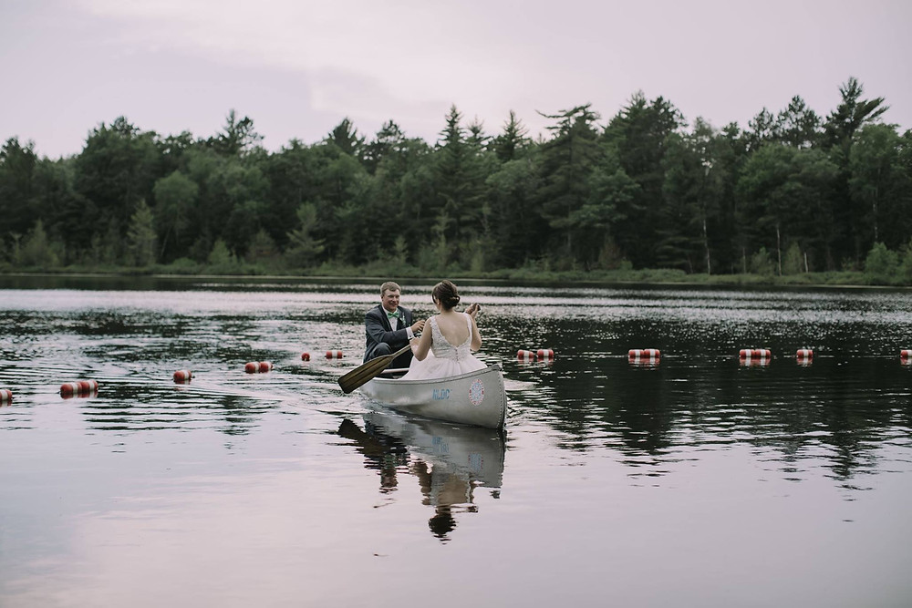 Northern Wisconsin Wedding Lace & Brass Events // Magdalene Photography