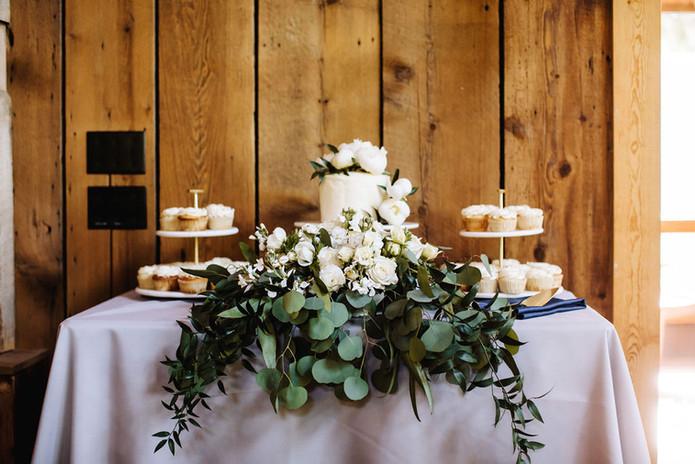 The Barn on Madeline Island Wedding