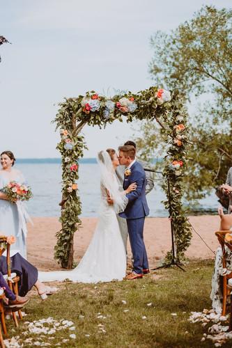 Bayfield, Wisconsin Wedding Superior Rentals