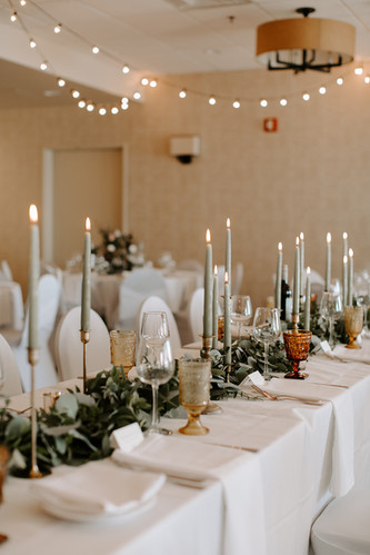 Grand Superior Lodge Wedding