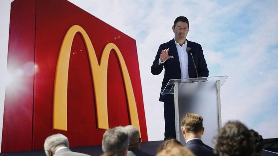 McDonalds Ushers in a Change of Leadership