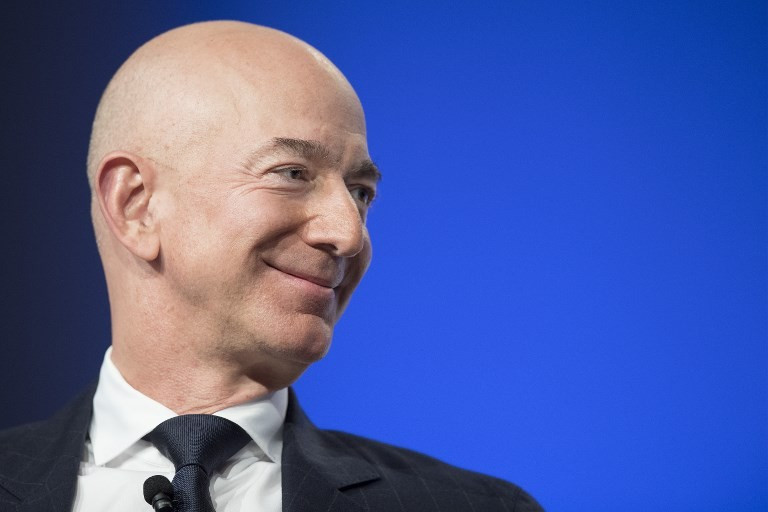 Bezos' Most Charitable Gift Goes To…Earth.