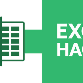 30 Excel hacks for  FP&A Professionals
