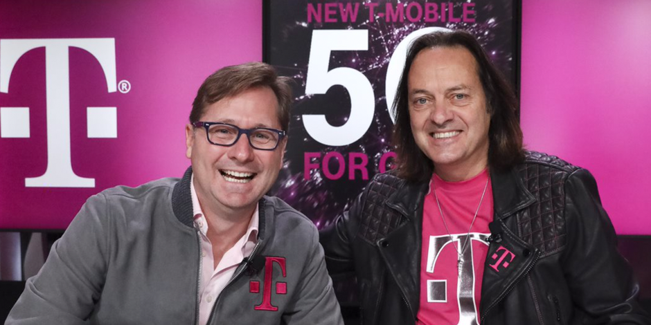 T-Mobile CEO Stepping Down
