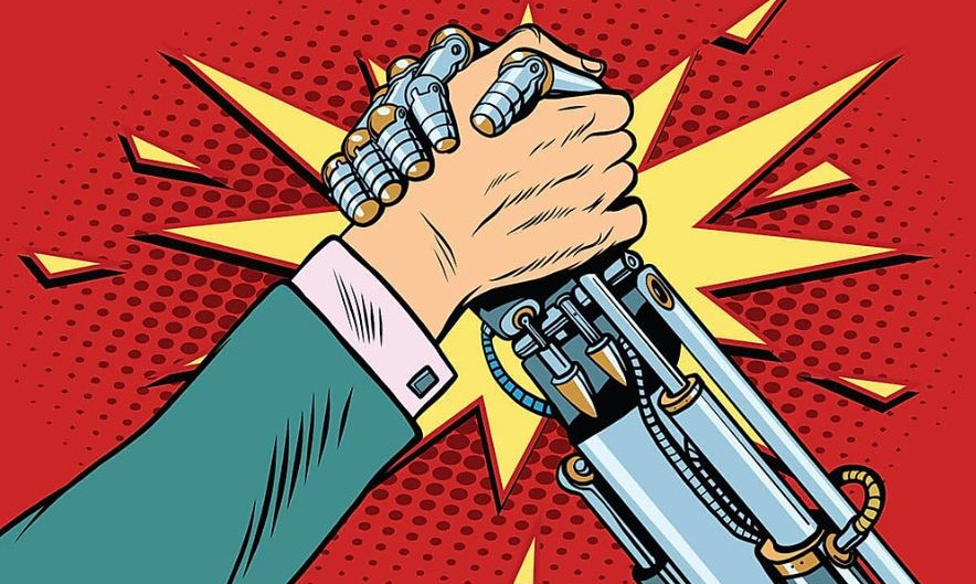 Machines+Humans- The New A-Team?