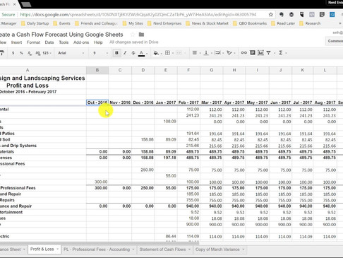 The Challenges of Spreadsheet-Based Forecasting