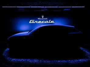 MASERATI : FUTURE STRATÉGIE ET  FUTUR SUV COMPACT : LE GRECALE !