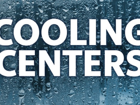 Cooling Centers and Excessive Heat Warning in Sacramento