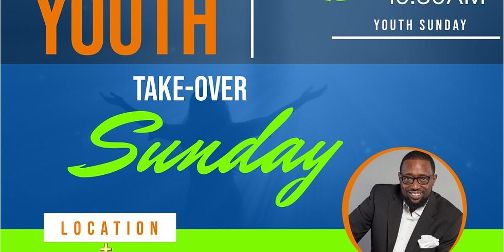 Youth Appreciation Sunday