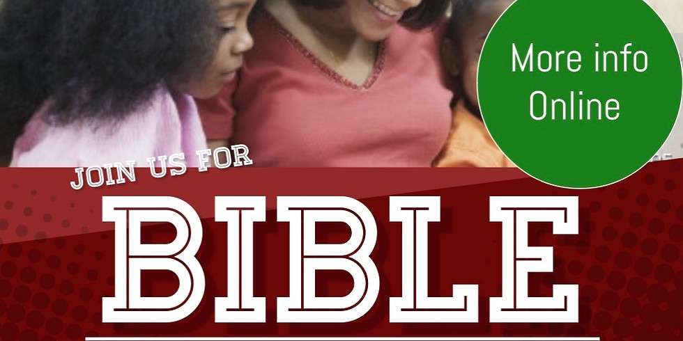 Tuesday Bible Study