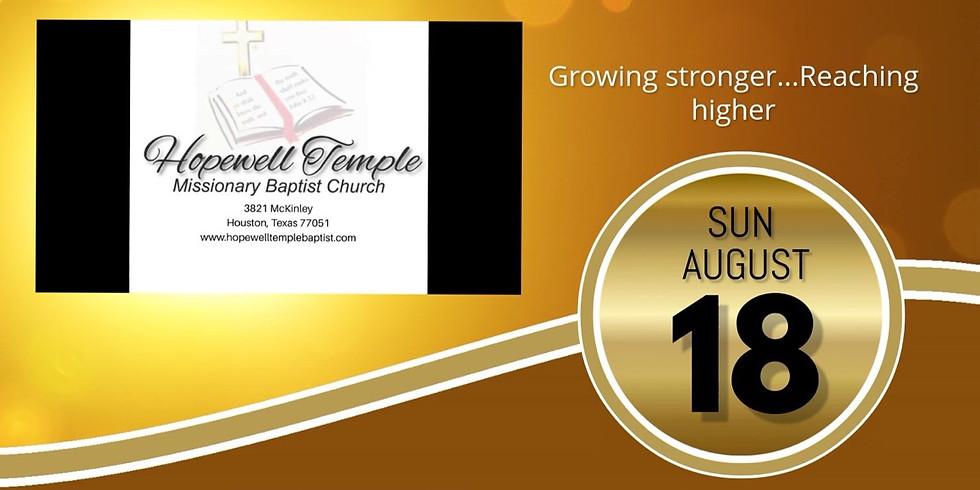 48th Church Anniversary