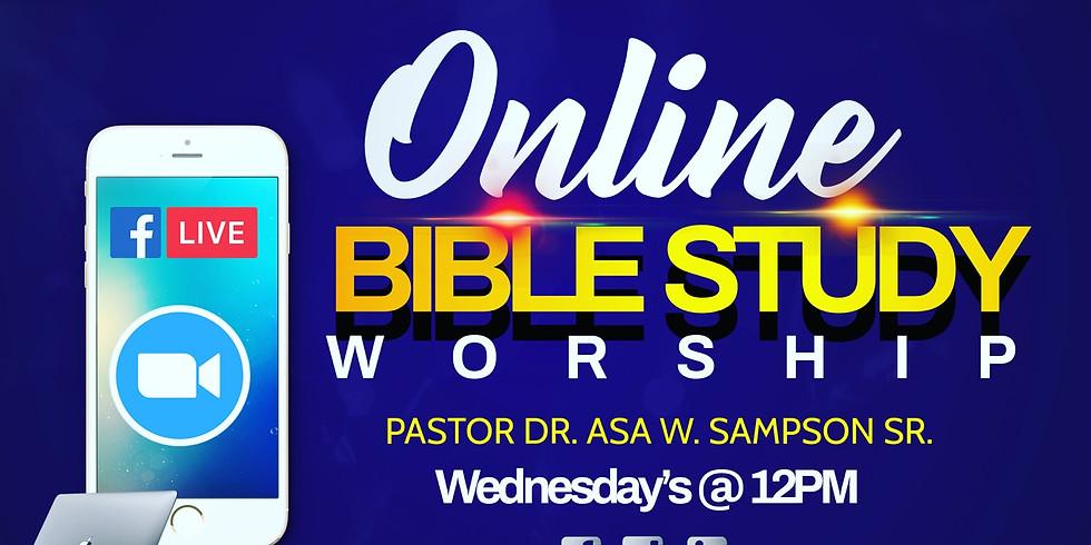 W.o.W. Noonday Bible Study