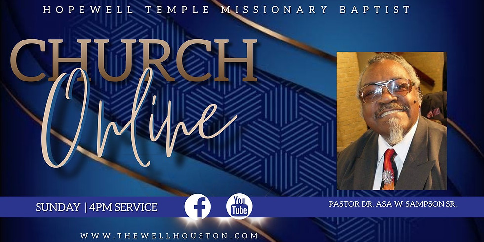 Sunday Evening Worship Online