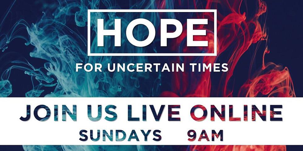 Sunday Morning Worship Online