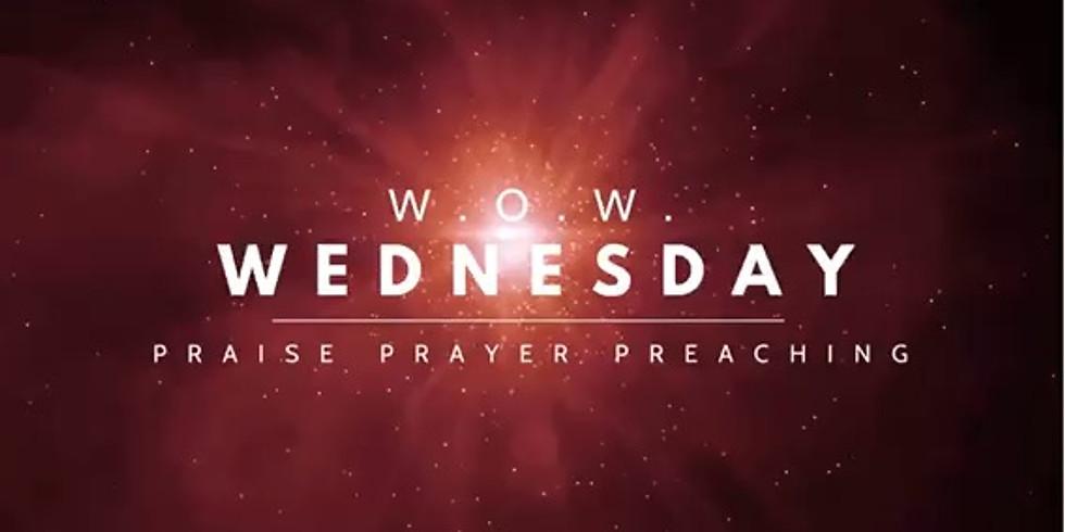 Worship on Wednesday - W.o.W.