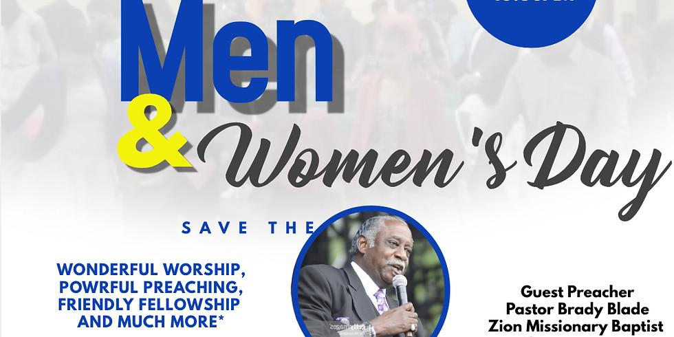 Annual Men & Women's Day