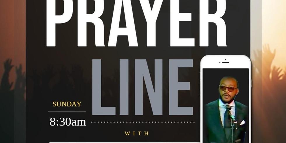 National Prayer Call with Pastor Asa W. Sampson Jr.