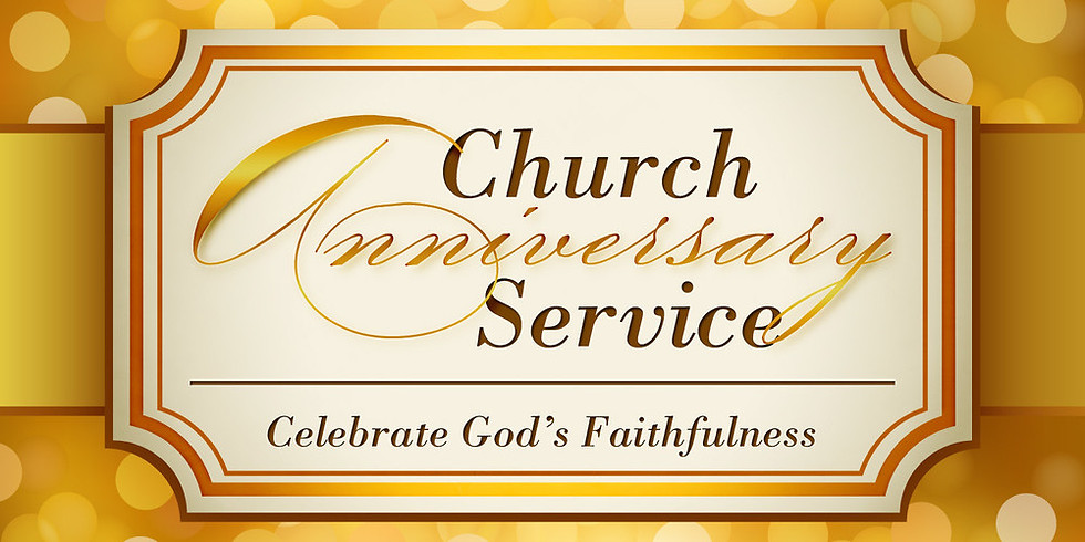 47th Year Church Anniversary Service