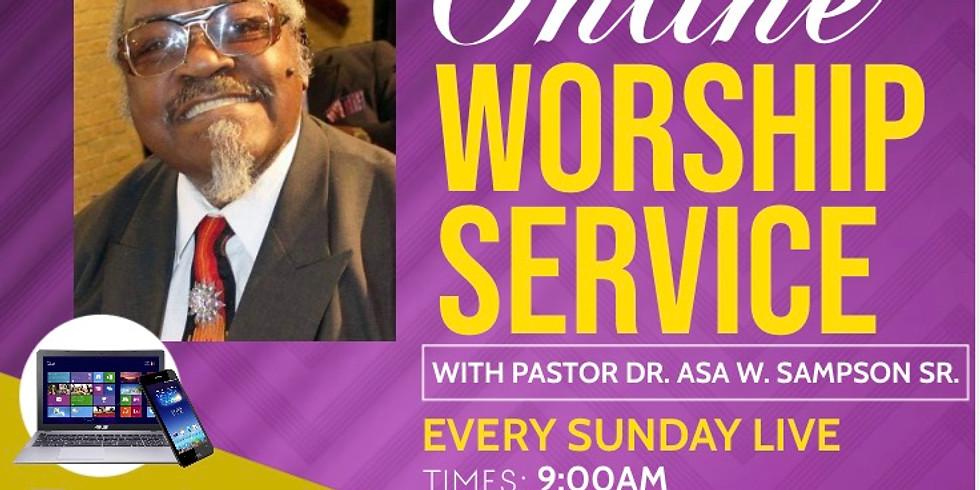 Sunday Morning Worship Live