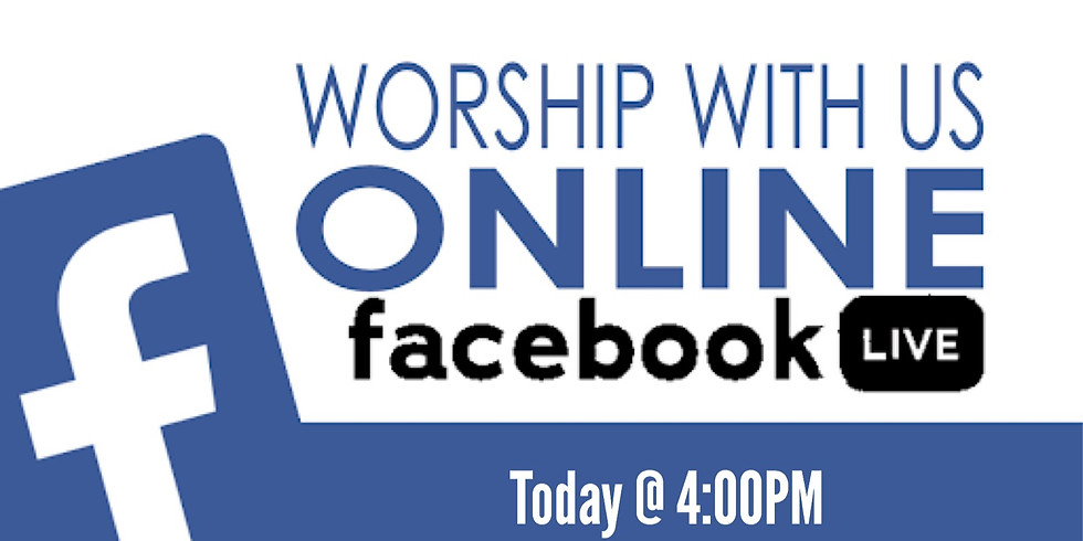 Sunday Afternoon Worship