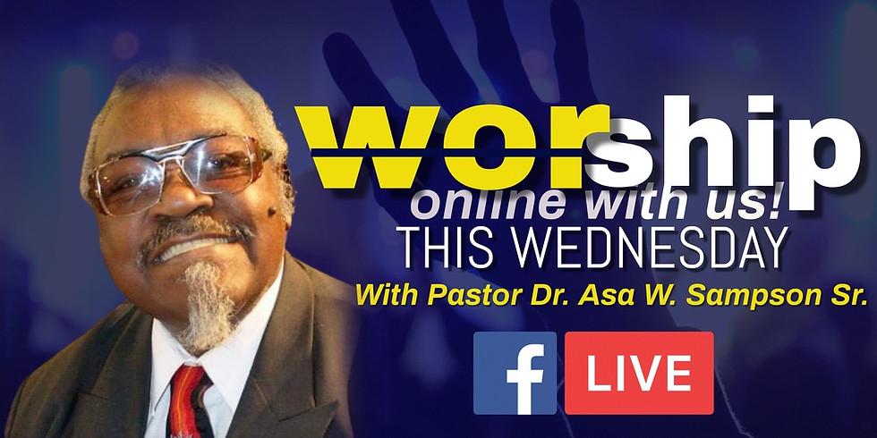 Worship on Wednesday  Bible Study