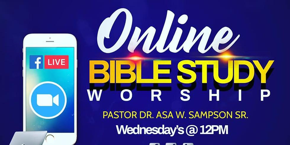 Noon Bible Study Live