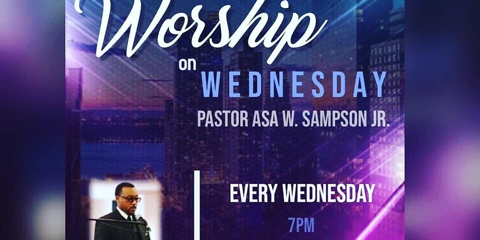 WoW - Worship on Wednesday