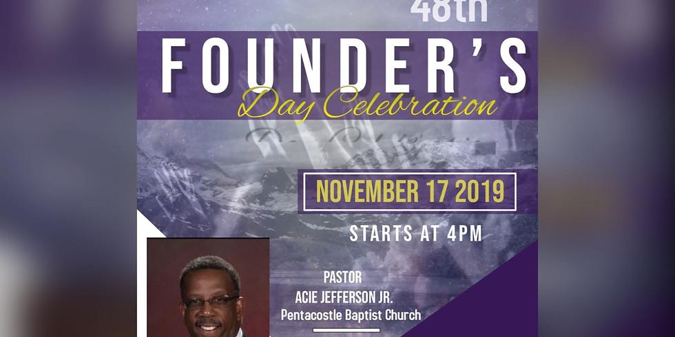 48th Founder's Day Celebration