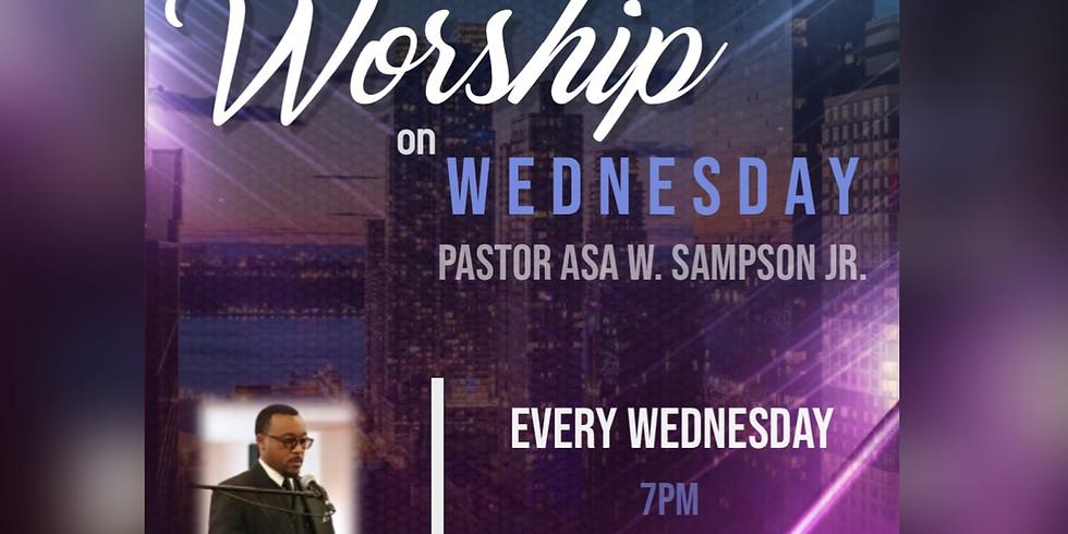 """W.o.W """"Worship on Wednesday"""""""