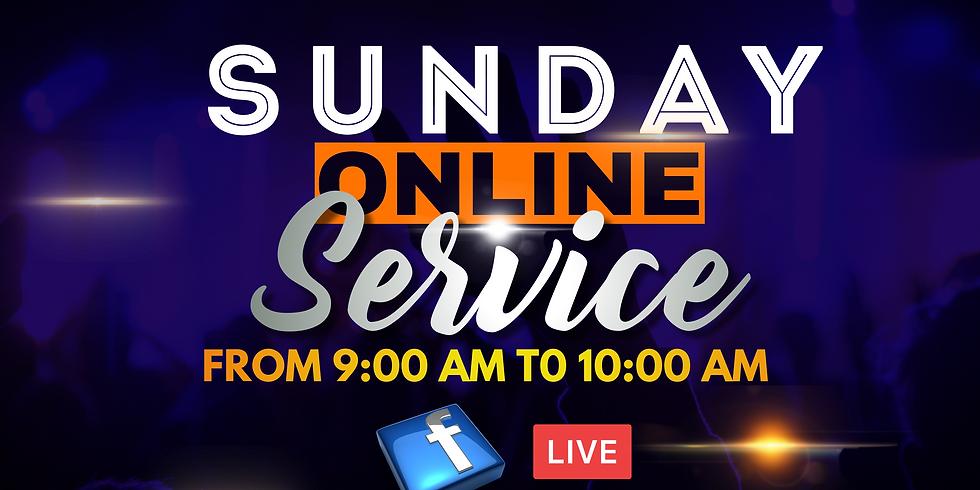 Sunday Morning Virtual Service