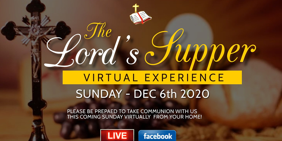 The Lord's Supper Online