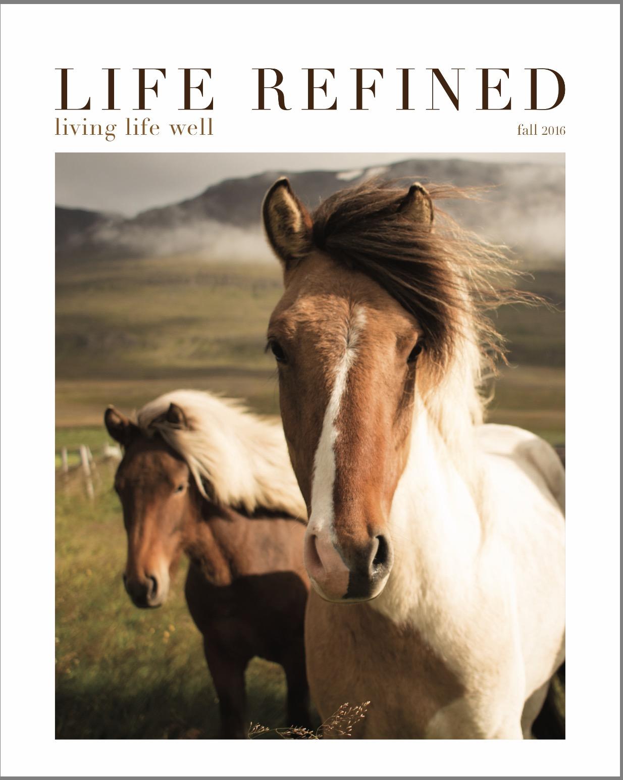 Life Refined Magazine