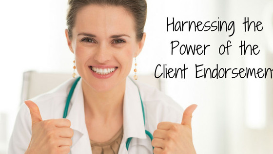 Harnessing the Power of the Client Endorsement